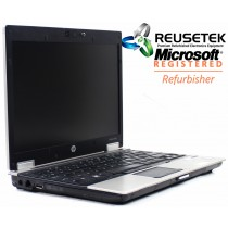 "HP Elitebook 2540P Core i7 2.1GHz 4GB RAM 160GB HDD 12.1"" Notebook Laptop"