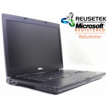 "Dell Latitude E6510 15.6"" Notebook Laptop (With Extended Battery)"