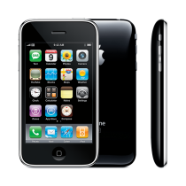 Apple iPhone 3G A1241 - 8GB - Black (AT&T)