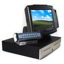 Radiant Systems P1220 Complete Restaurant  POS System