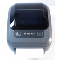 Zebra ZP 500 Plus Thermal Label Printer (ZPL)